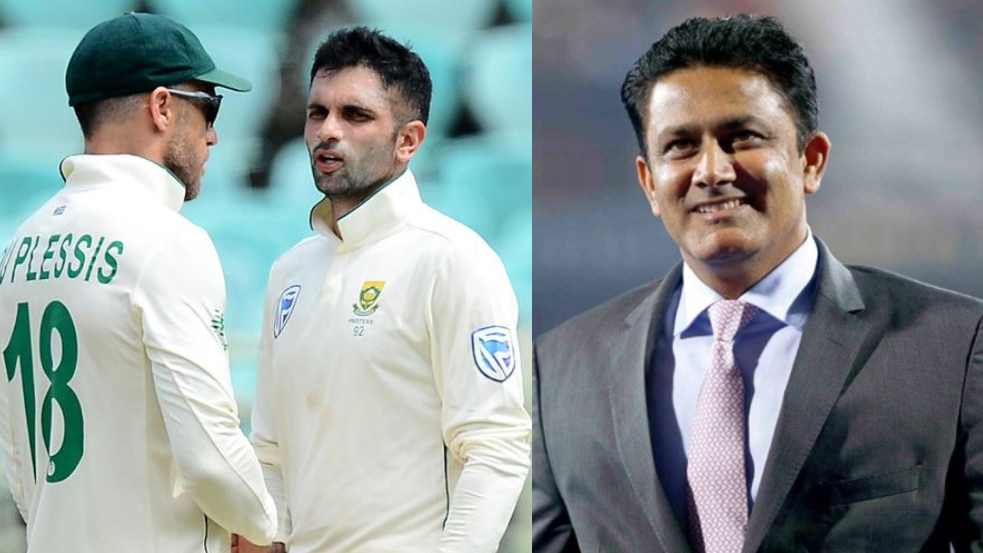 IND v SA 2019: Trying to match Indian balance went wrong for South Africa at Vizag, says Anil Kumble