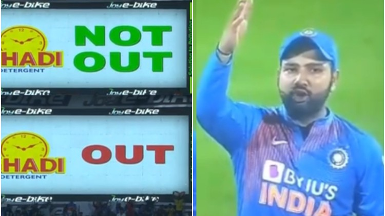IND v BAN 2019: Rohit Sharma says he will be cautious about cameras before abusing next time