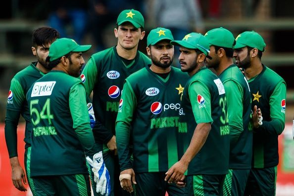 Pakistan have had a meteoric rise in the recent past. (Getty)