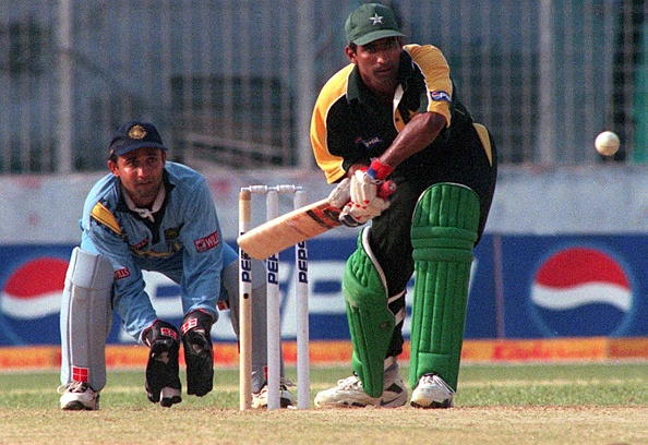 Mohammad Yousuf made his debut in 1998 as Yousuf Youhana, a Punjabi Christian | Getty