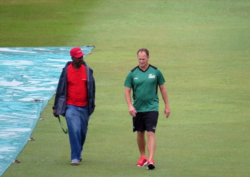 SA Batting Coach Benkenstein | Getty Images