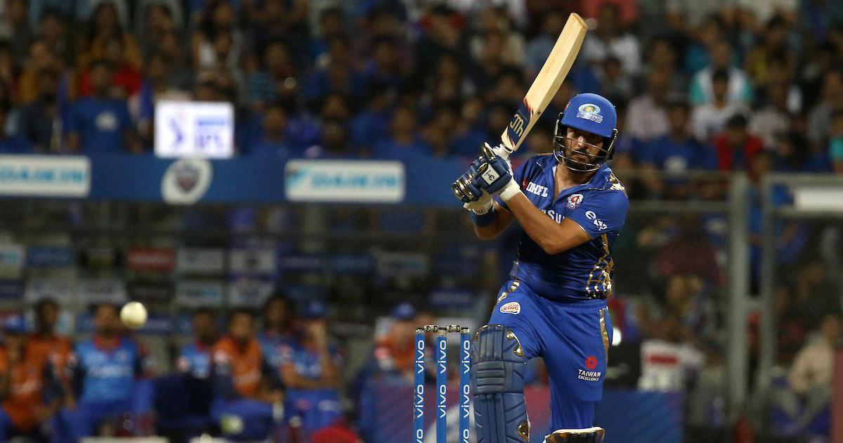 Yuvraj Singh hit 23 in 12 balls with 3 sixes in 3 balls off Chahal | AFP