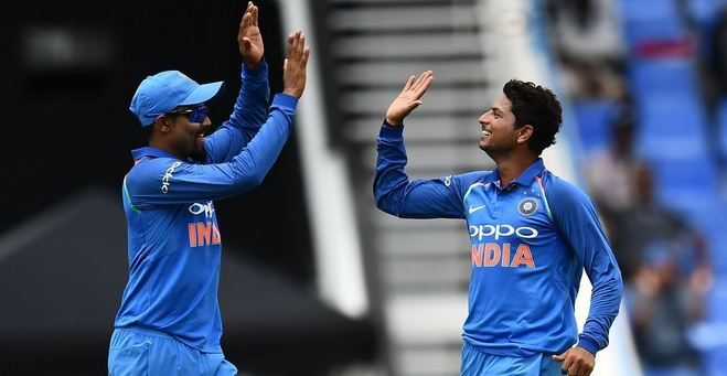 Kuldeep and Jadeja will be most likely to get spinner's spot in the playing XI | Getty