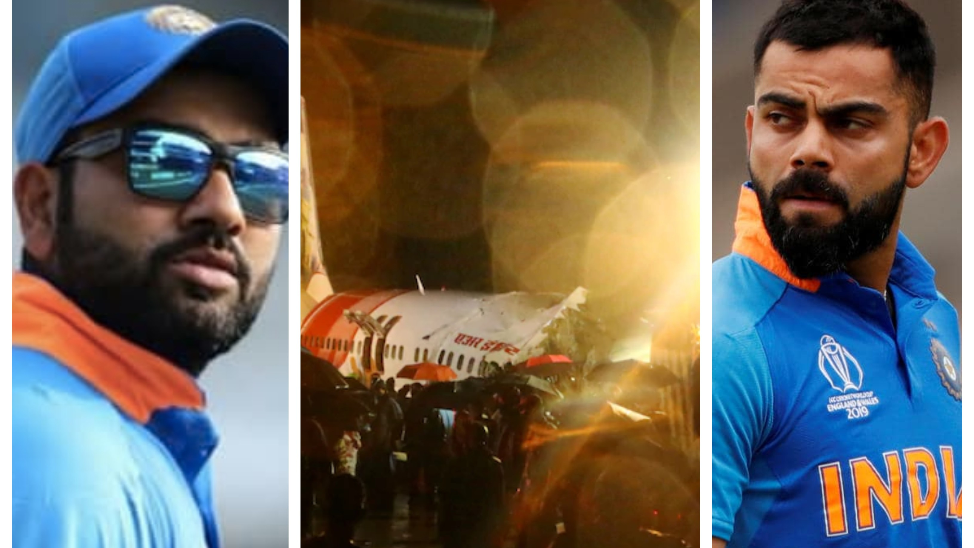 Air India Flight Crash: Indian cricketers express grief, offer condolences