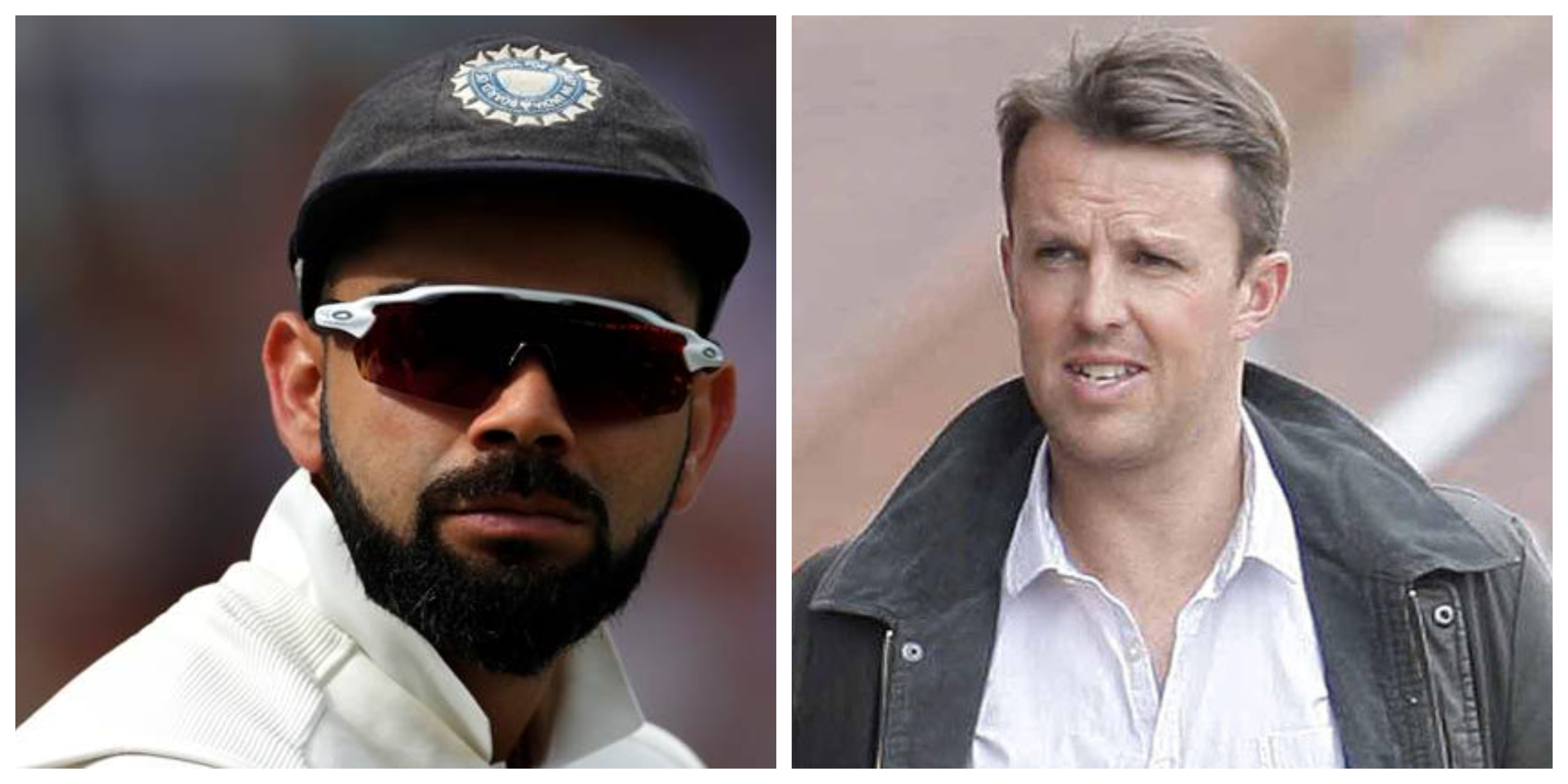 Swann thinks Virat very admirably led India throughout the series in England.