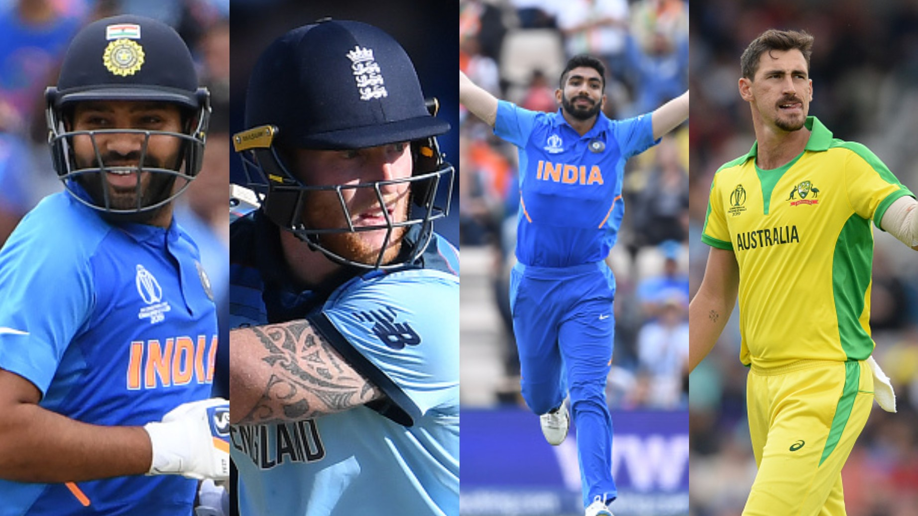 CWC 2019: COC presents the Best XI of ICC World Cup
