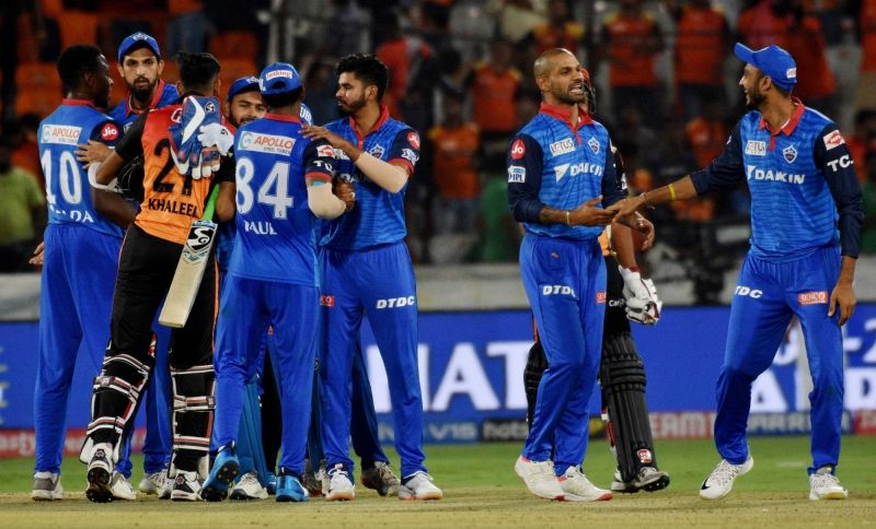 Capitals jumped to second place on the points table with 10 points after their win over SRH | IANS