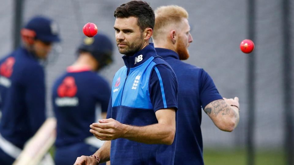NZ vs ENG 2018: James Anderson says that the pink ball at Auckland is 'harder to swing'