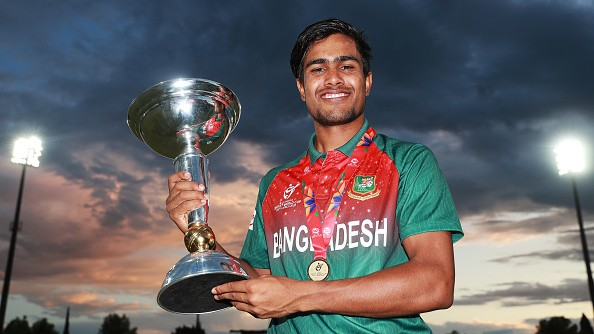 U19CWC 2020: Akbar Ali battled trauma of sister's demise to lead Bangladesh to world title