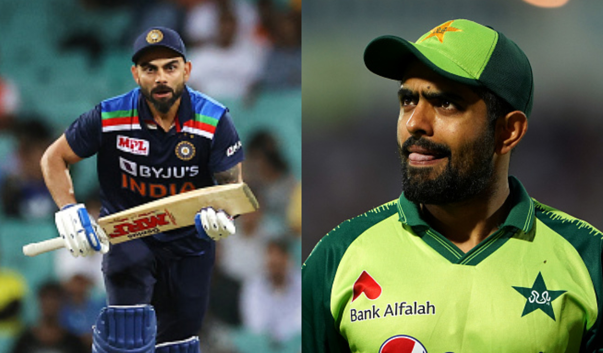 There is no comparison between Babar Azam and Virat Kohli | Getty Images