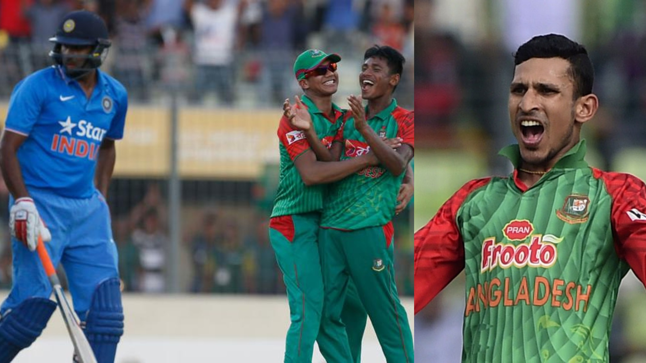 Loved when fans chanted 'Mauka Mauka' after India lost in 2015, reveals Nasir Hossain