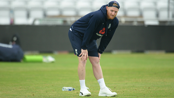 ENG vs PAK 2018: Ben Stokes to undergo a fitness test on Friday morning