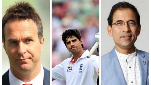 Tributes pour in from cricket fraternity for Alastair Cook as he announces retirement