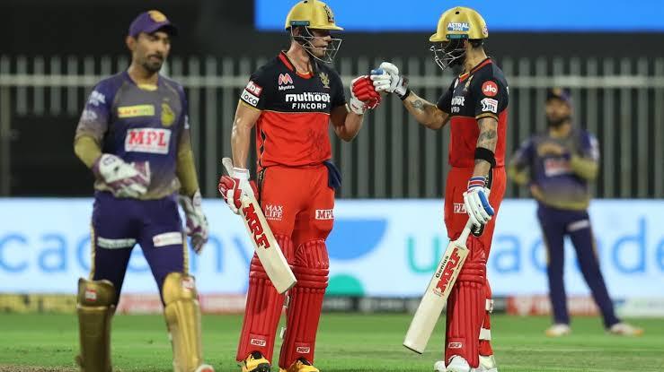 KKR and RCB | IPL Twiter