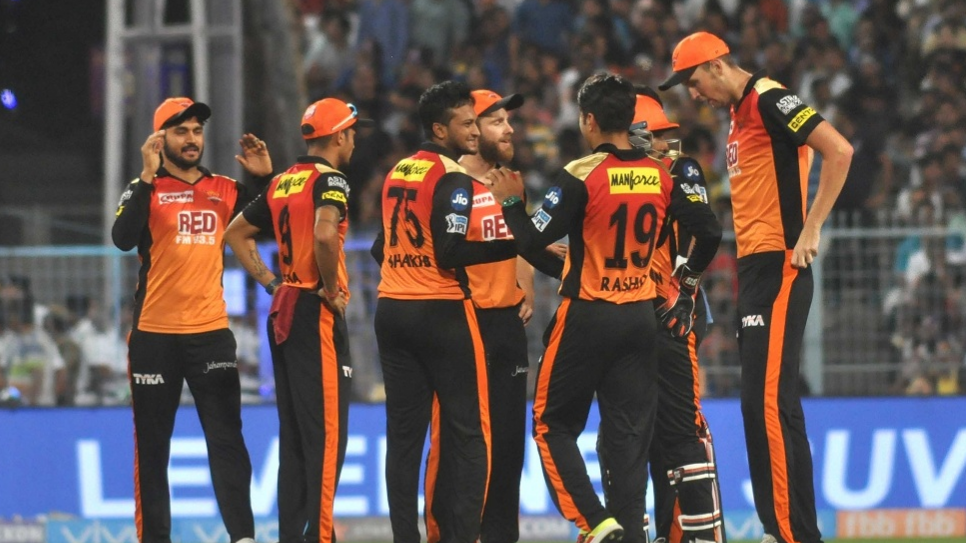 IPL 2018: Match 10- KKR v SRH – Chris Lynn makes 49 as SRH bowling keeps KKR down to 138