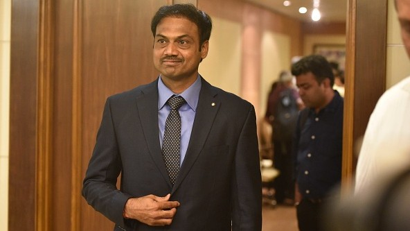 We have left enough bench strength for the T20 World Cup: MSK Prasad