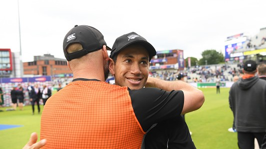 CWC 2019: New Zealand best prepared to cope up with World Cup finale pressure, says Ross Taylor