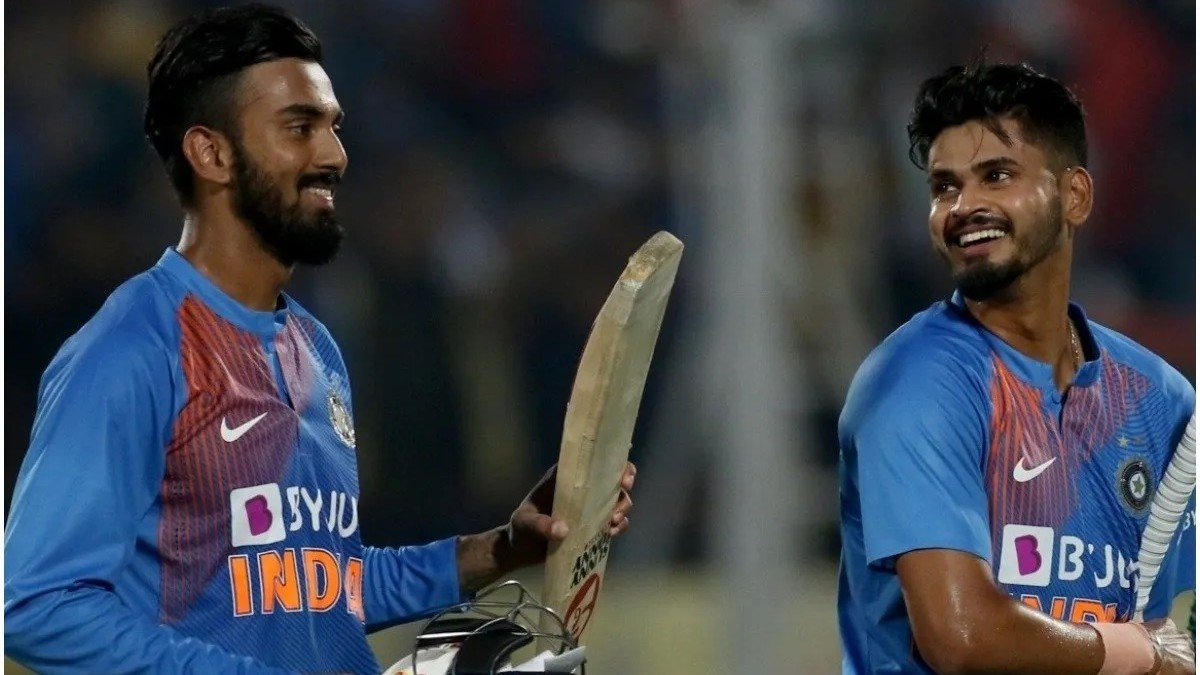 Shreyas Iyer describes KL Rahul in just one word