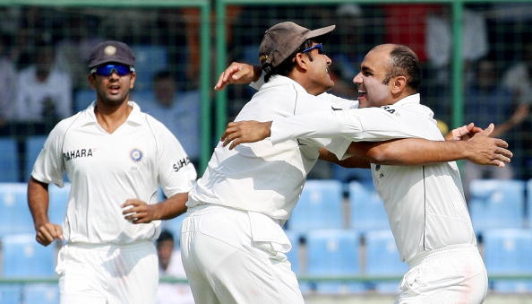 Kumble picked Dravid and Sehwag as openers in his dream Indian Test XI since 1990 | Getty