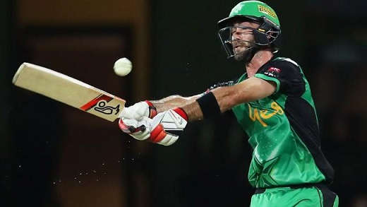Australia need show more tempo with the bat in ODI, says Glenn Maxwell
