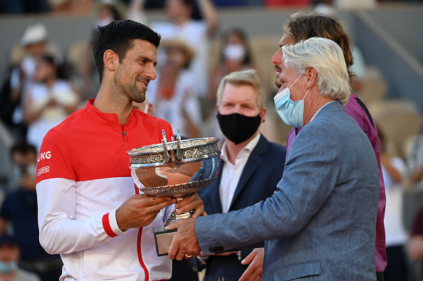 Novak Djokovic | GETTY