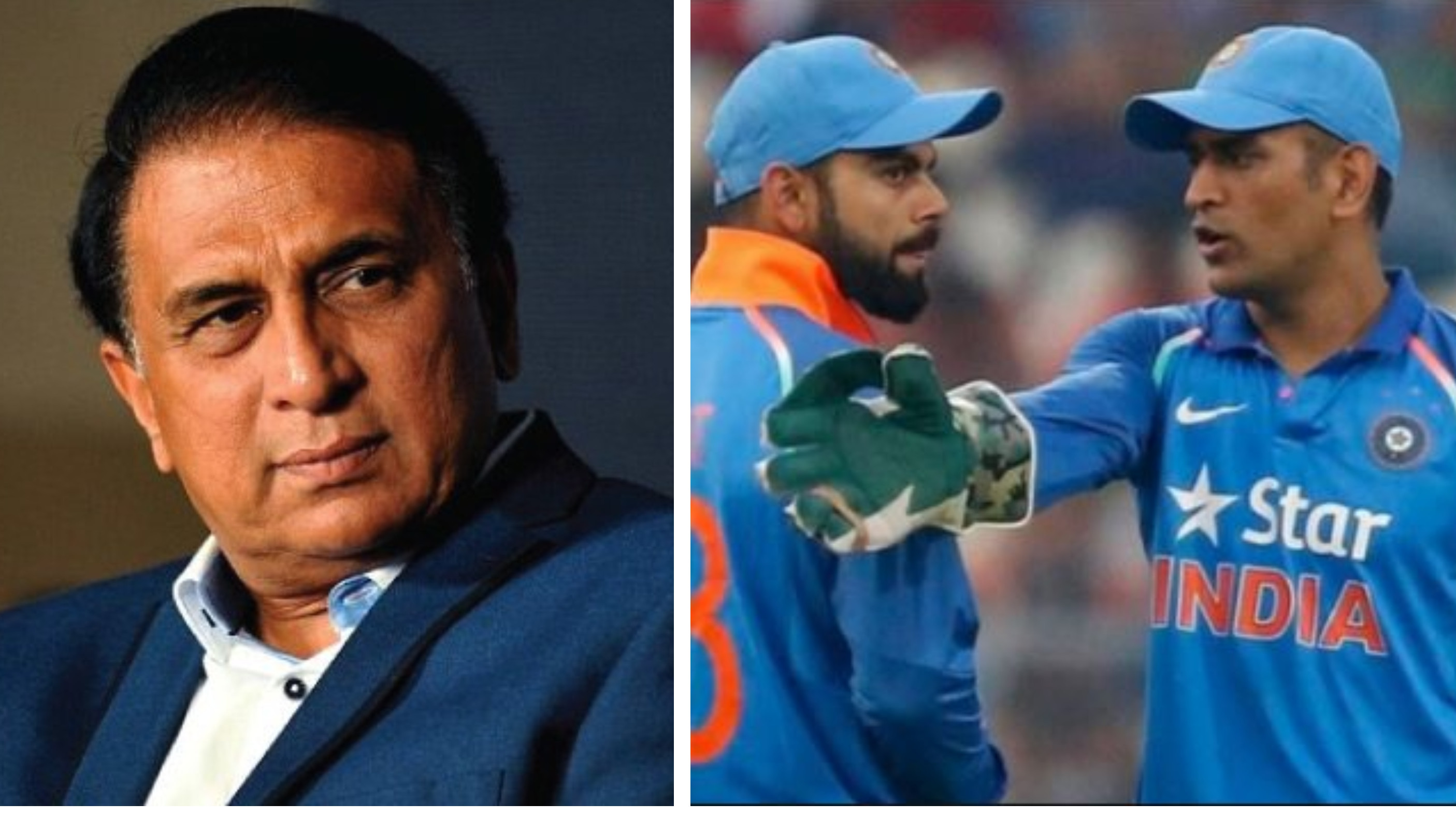 MS Dhoni should play the World Cup as he takes pressure off Virat, says Sunil Gavaskar