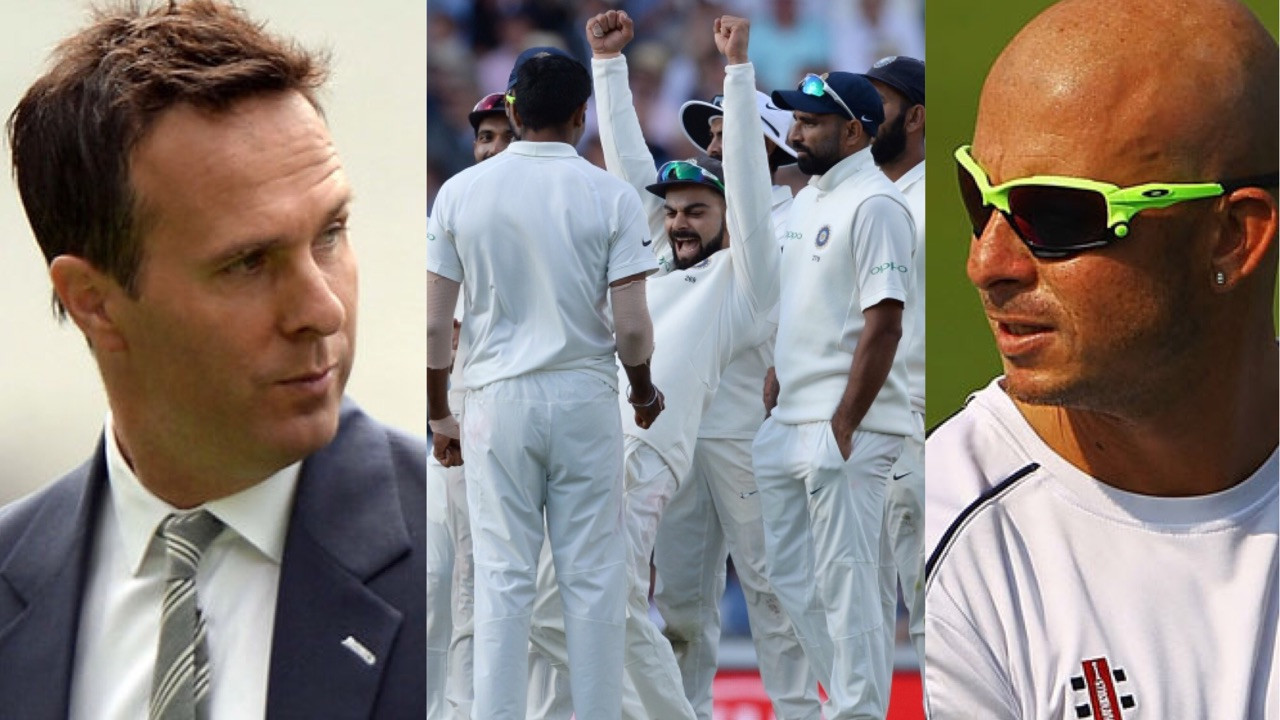 ENG v IND 2018: Cricket fraternity applauds a great show by Indian bowlers as England stutters to 198/7