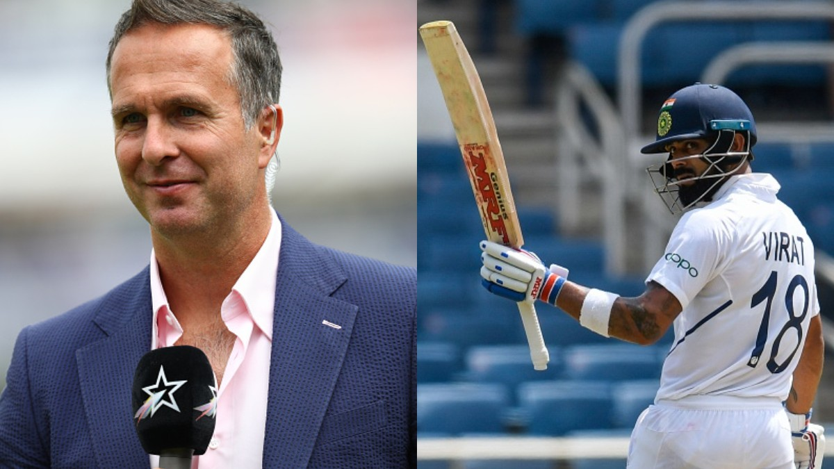 IND v SA 2019: Fans warn Michael Vaughan to not jinx Virat Kohli in ongoing second Test