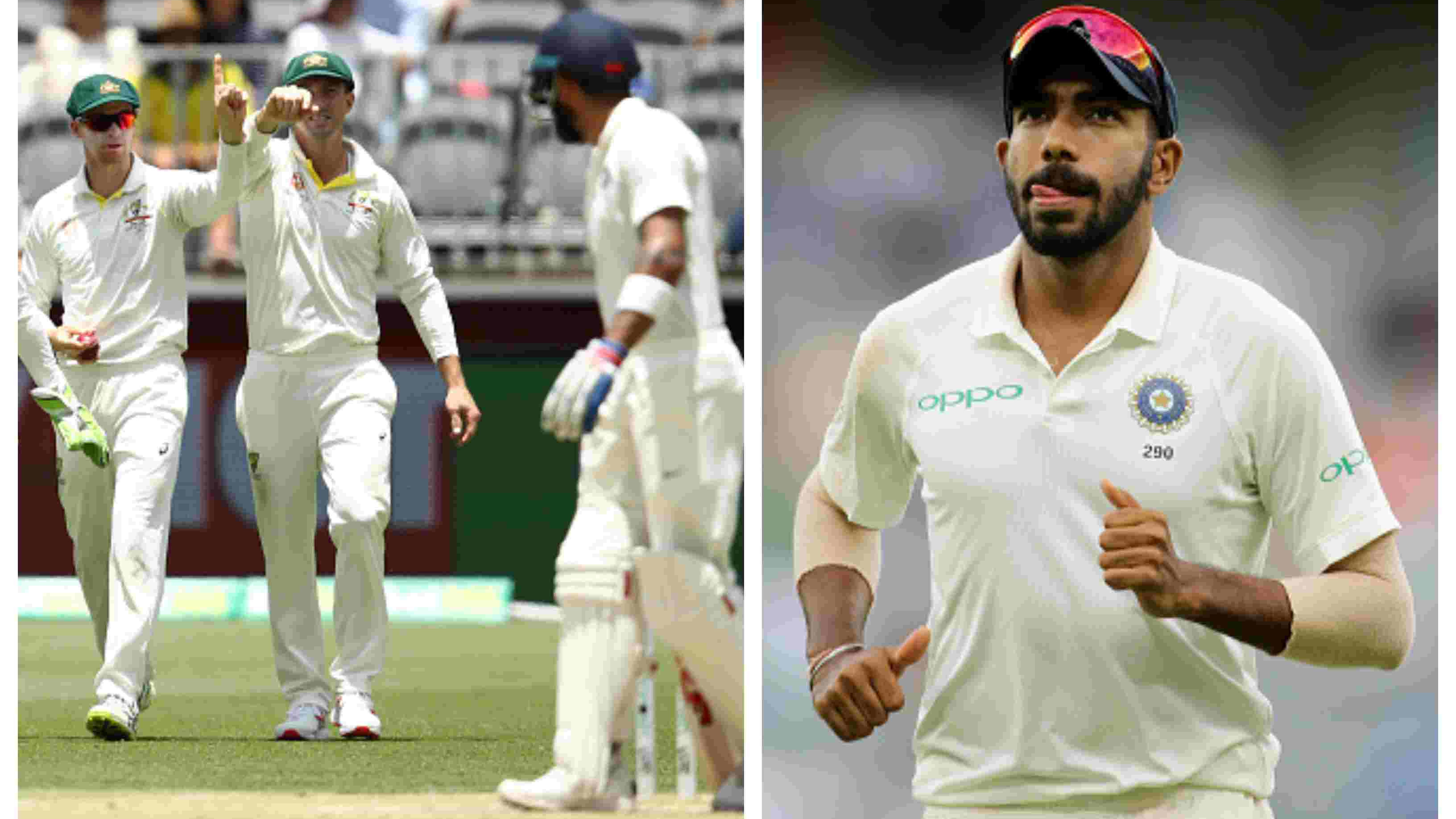 AUS v IND 2018-19: We were 'surprised' at the on-field umpire's call in Kohli's dismissal, says Jasprit Bumrah