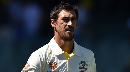 Mitchell Starc hoping to regain top spot in Australia's pace pecking order
