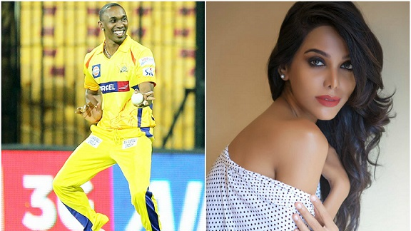 IPL 2018: Dwayne Bravo's coffee date with Miss India World Natasha Suri make headlines