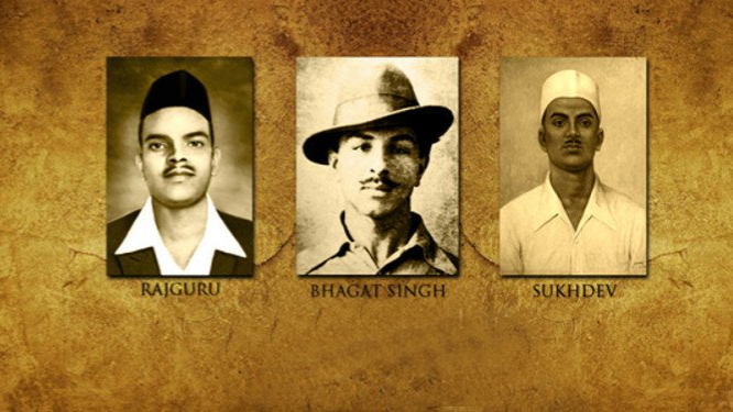 Cricketers remember the sacrifices of Bhagat Singh, Rajguru and Sukhdev on Shaheed Diwas