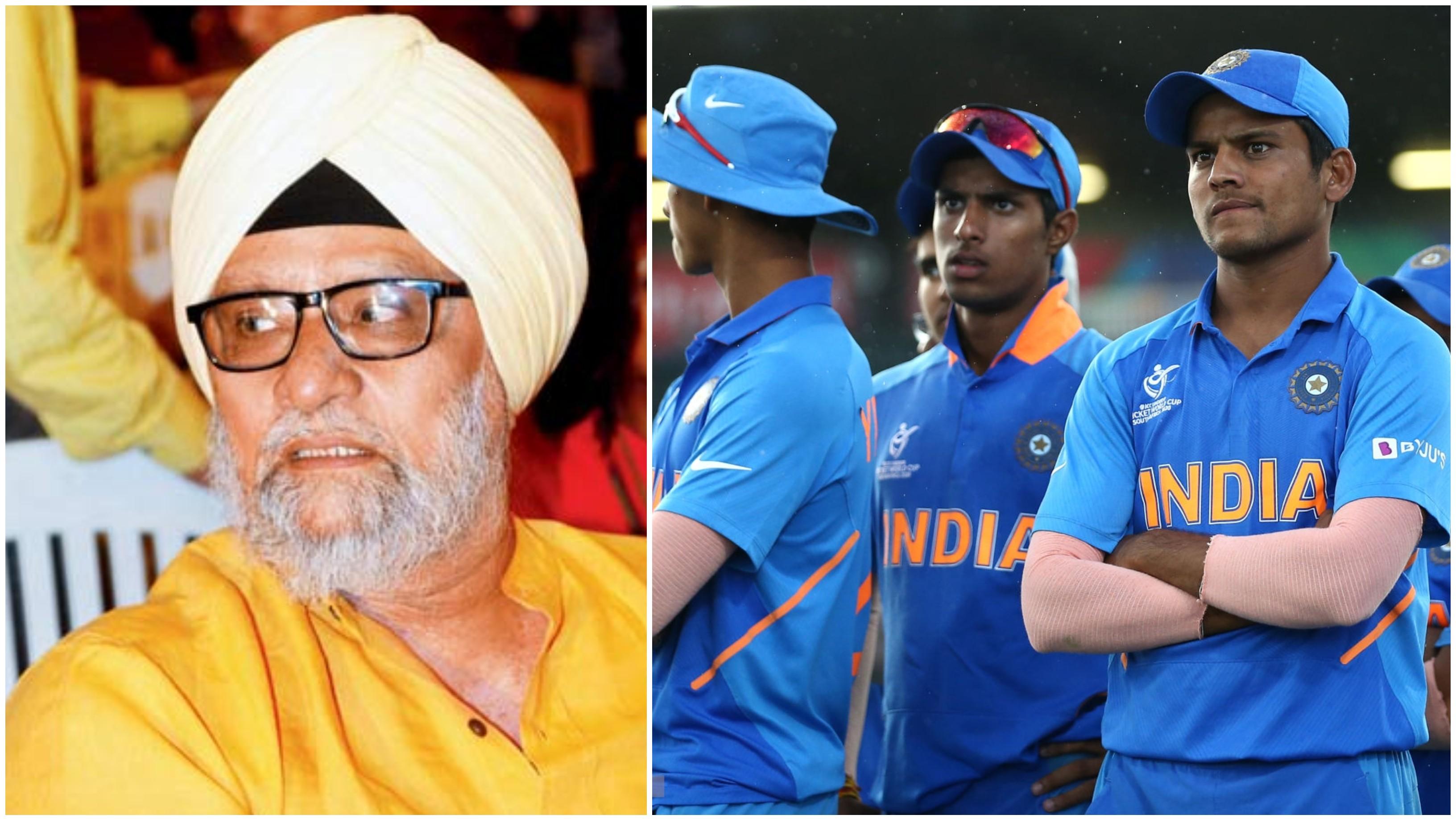 बिशन सिंह बेदी ने अंडर-19 विश्वकप फाइनल में भारतीय टीम के रवैये को बताया 'भद्दा और शर्मनाक'