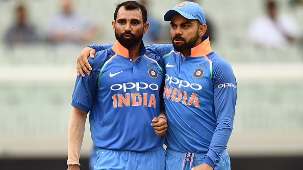 NZ v IND 2019: Shami credits captain Kohli and the team management for his successful return to ODIs