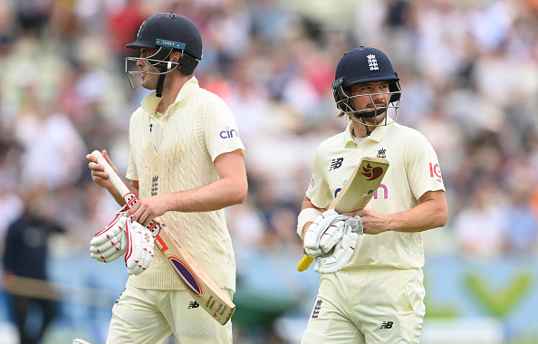 England openers are struggling for runs lately in Test cricket   Getty