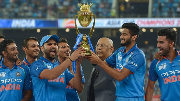 Asia Cup 2018: COC Team India Players' ratings