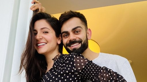 Virat Kohli shares the news of Anushka Sharma's pregnancy and their baby arrival
