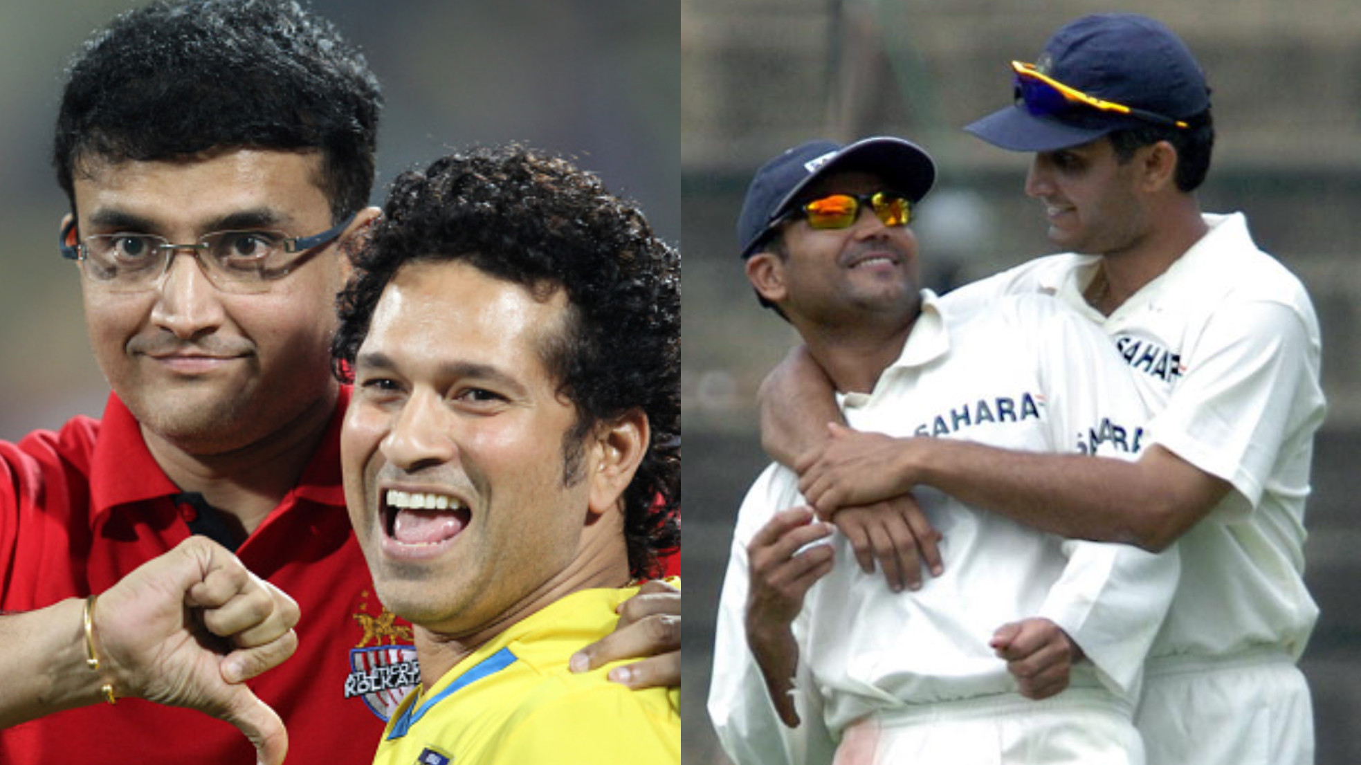 Sourav Ganguly celebrates his 49th birthday; gets wishes from the Indian cricket fraternity