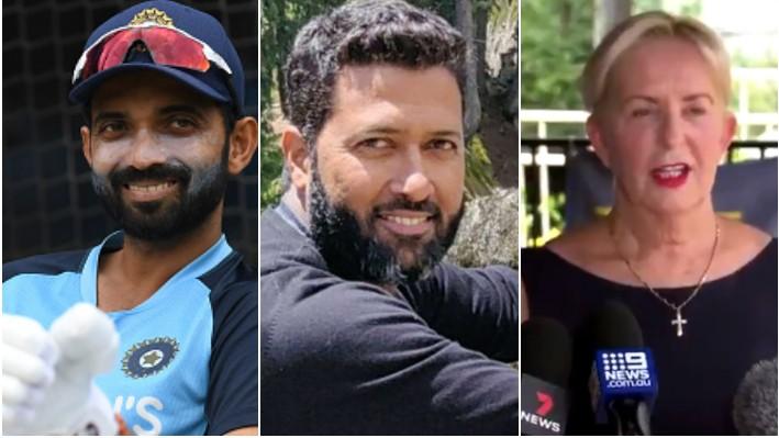 AUS v IND 2020-21: Wasim Jaffer posts meme on Queensland government's response to Team India