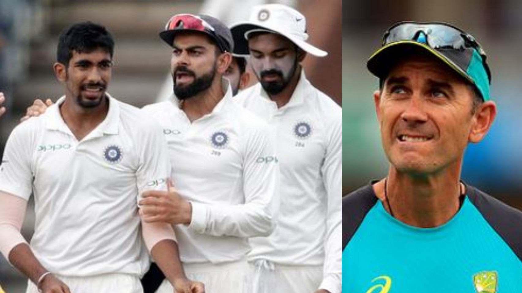 AUS v IND 2018-19: Justin Langer admits Indian team is in with a real chance this time around