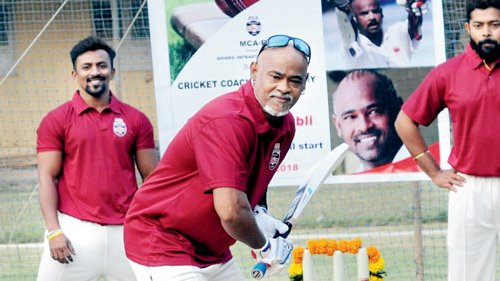 Farzi Times: Cricket Australia announces Vinod Kambli as their coach