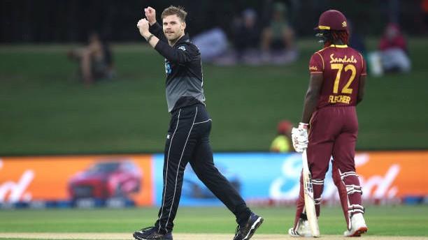 NZ v WI 2020: T20I Series - Statistical Highlights