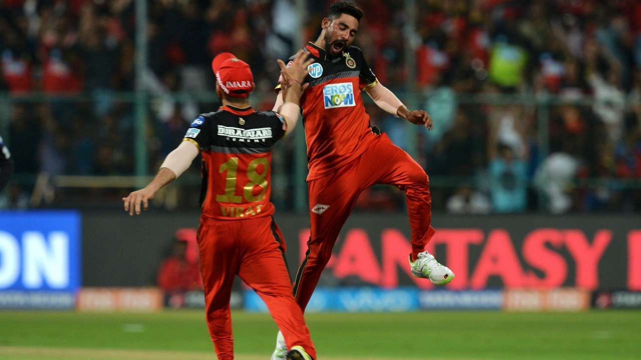 IPL 2018: RCB conceded 20 runs too many, reckons Mohammad Siraj