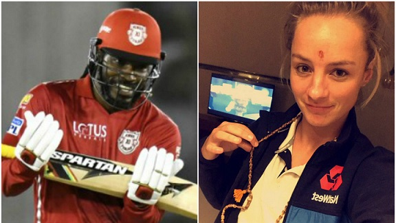IPL 2018: Danielle Wyatt's Twitter post for Chris Gayle could make Virat Kohli jealous