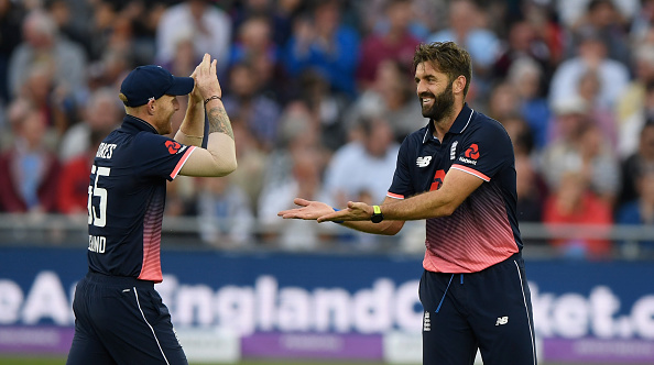 Ben Stokes and Liam Plunkett | Source Getty