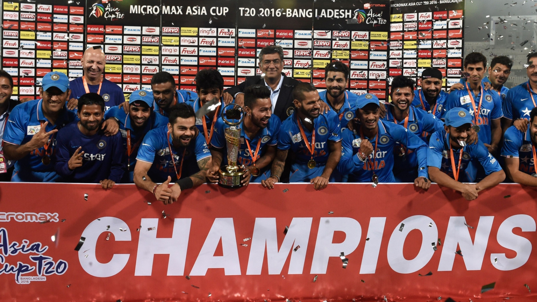 Asia Cup 2018: A look at Asia Cup History in Statistics
