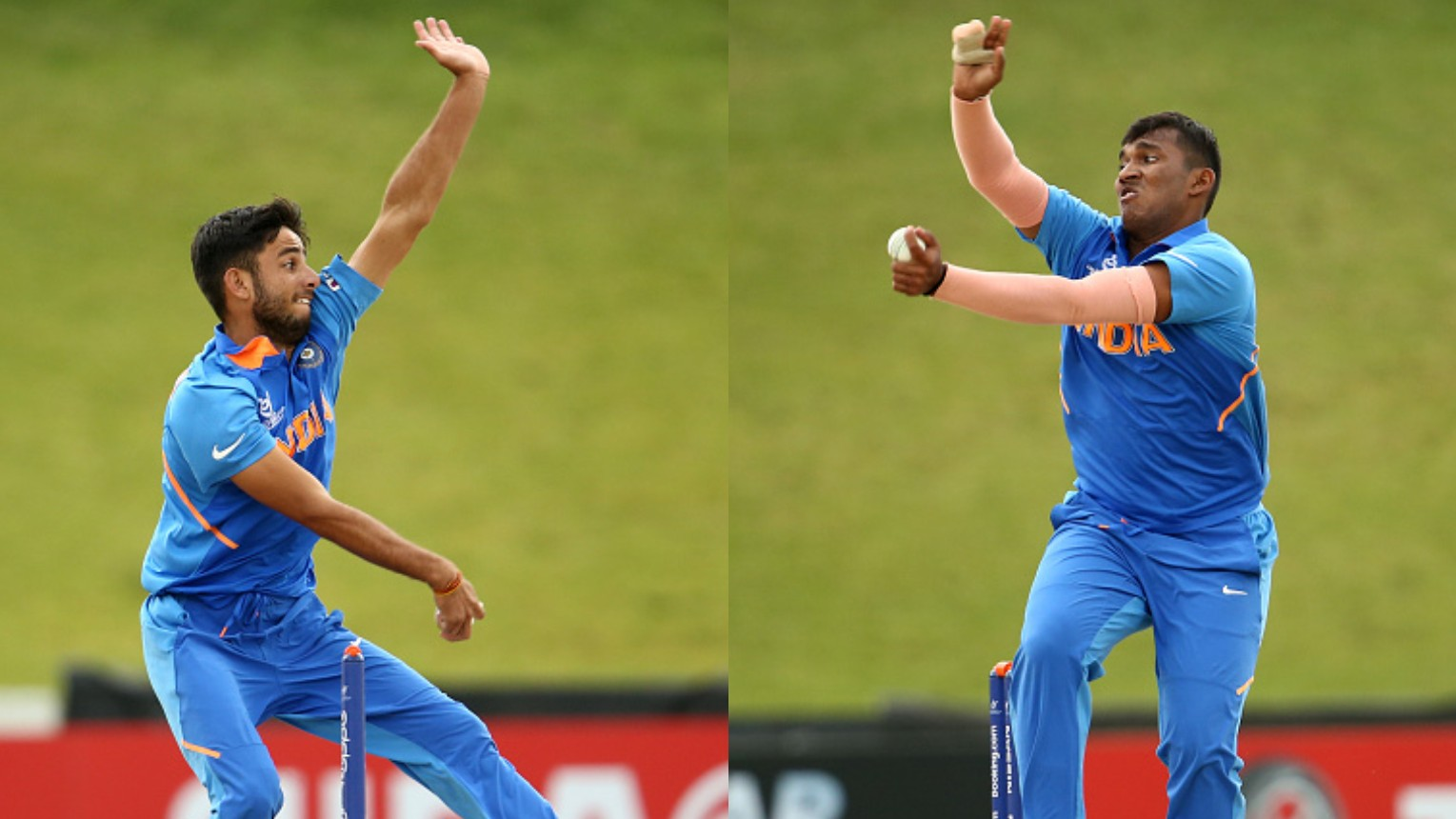 U19CWC 2020: India beats New Zealand to top Group A; Bishnoi picks 4, Ankolekar picks 3 wickets