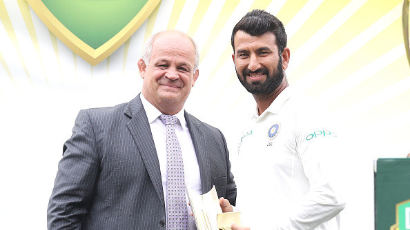 Everything changed after the first innings in Adelaide, says Pujara