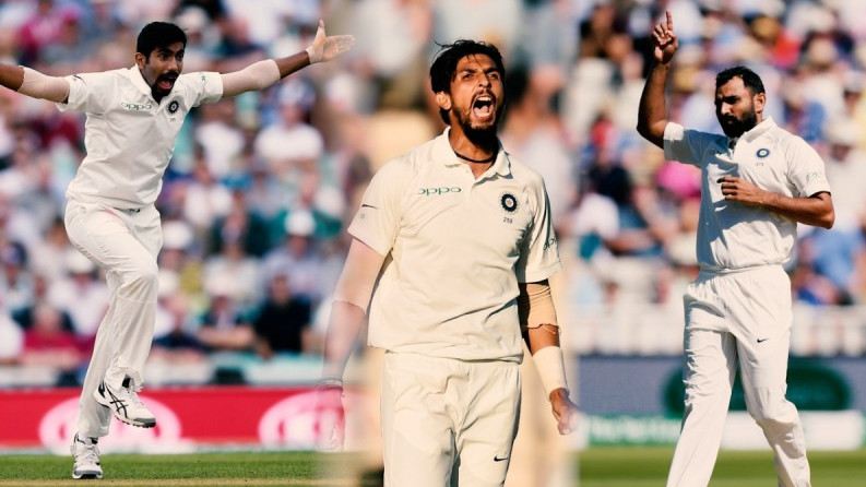 ENG v IND 2018: Michael Holding calls the Indian bowling attack the 'best ever'