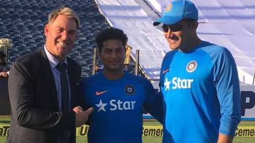 Farzi Times: Revealed! Who helped Kuldeep Yadav to be effective in England ahead of the tour